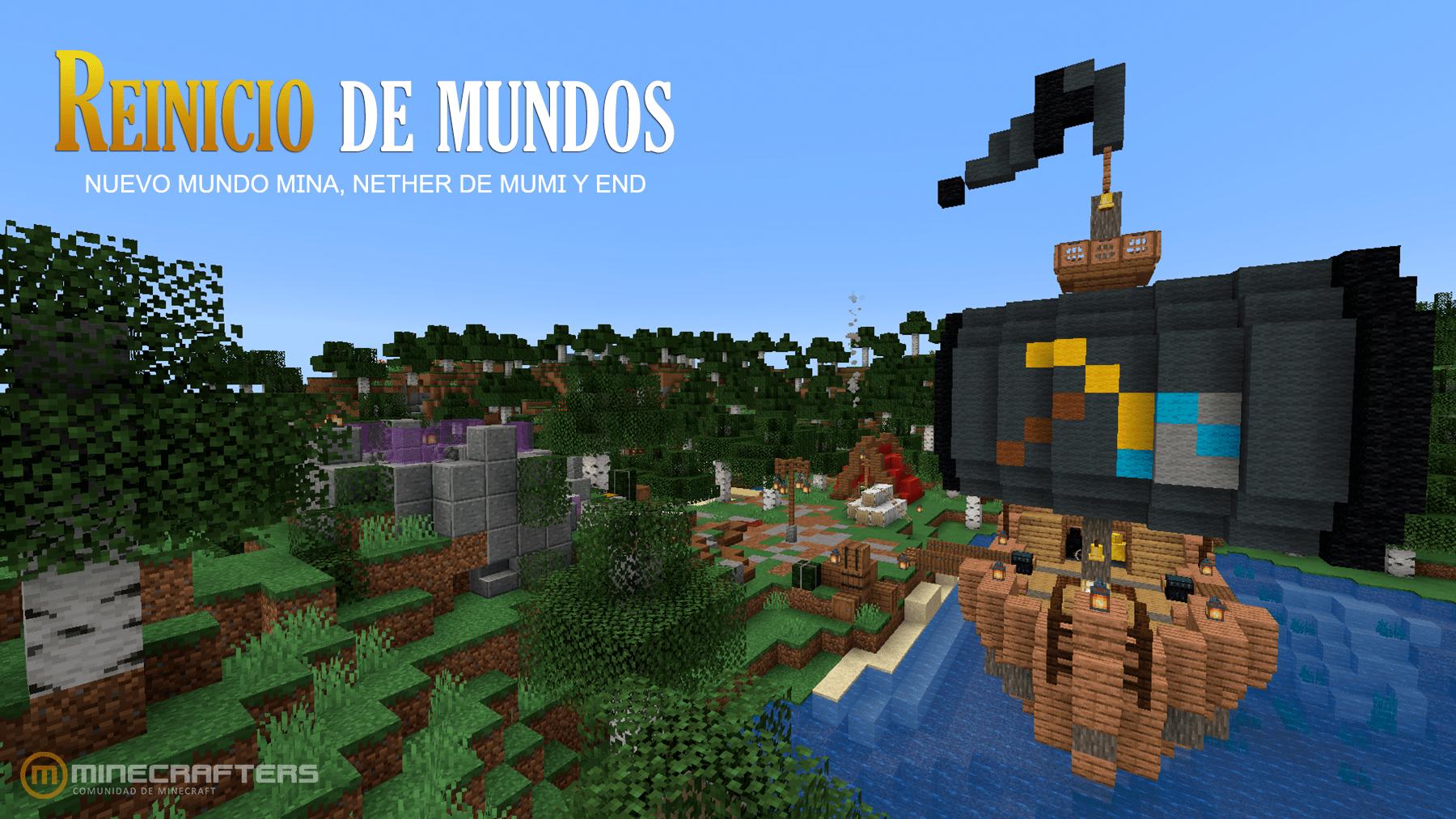 Abre el nuevo Mundo Mina